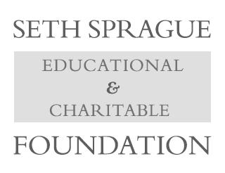 Seth Sprague Educational and Charitable Foundation