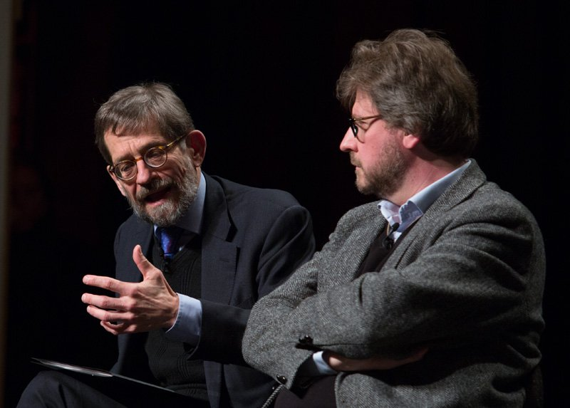 WERU to air Graham and Lukyanov talks