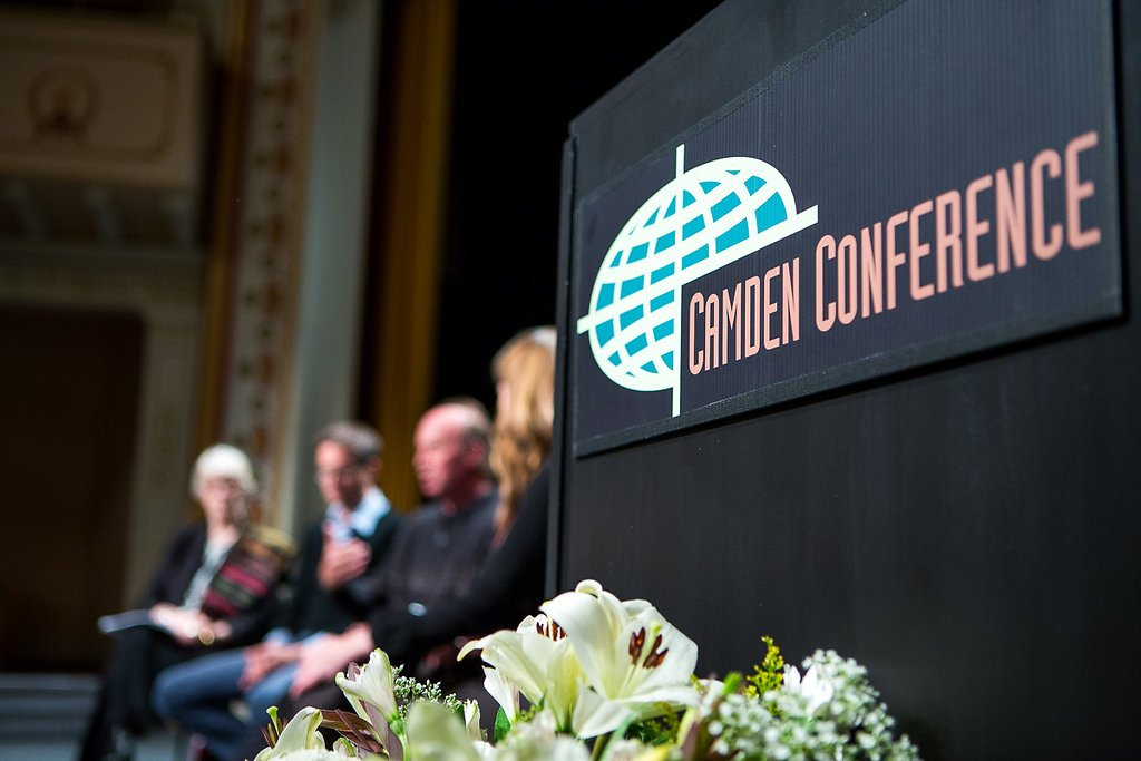 BUILDING THE CAMDEN CONFERENCE: Creating an Opportunity for Discourse on Global Issues (part 1)