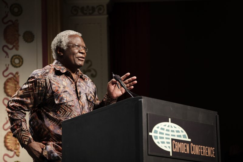 Remembering Calestous Juma