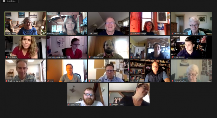 First CCC virtual Teachers' Workshop held September 26