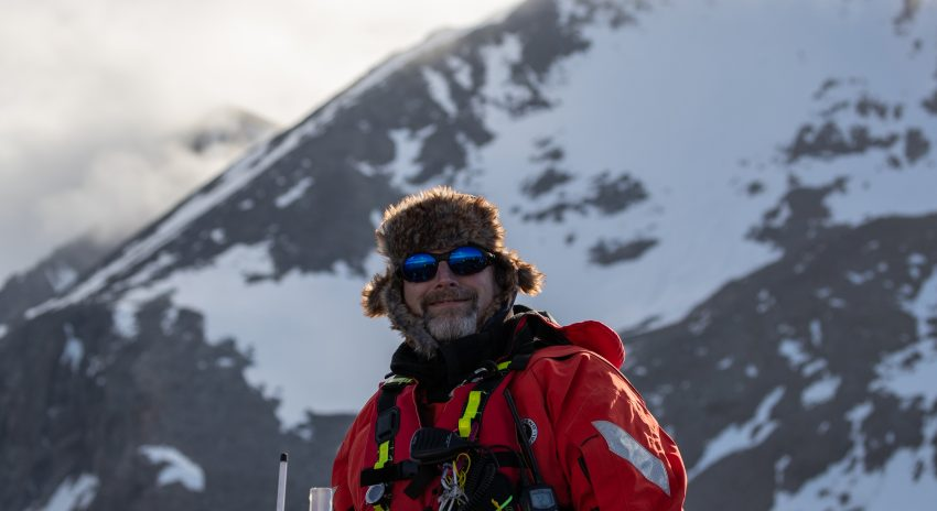 WATCH: Poles Apart; the differences and similarities between polar regions-talk with Professor Sean Todd