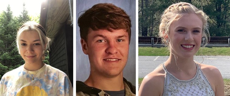 The Camden Conference congratulates winners of the high school level Bill Taylor Award