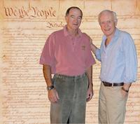 Mac Deford and Tom DeMarco